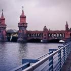 Berlin, Oberbaumbrücke. 2012.