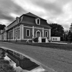 Zerbst, Stadthalle. 2013.
