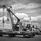 Rostocker Hafen. 2013.