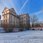 Köthen. Schloss, Johann-Georg-Bau. 2013.