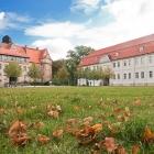 Köthen. Schloss, Marstall. 2012.