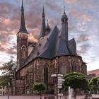 Köthen. Kirche St. Jakob. 2011.