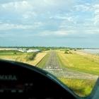 Rundflug 2014 - Landung.