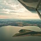 Rundflug 2014 - Halbinsel Pouch.