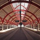 Malmö. Station. 2014.