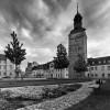 Platz um den Magdeburger Turm
